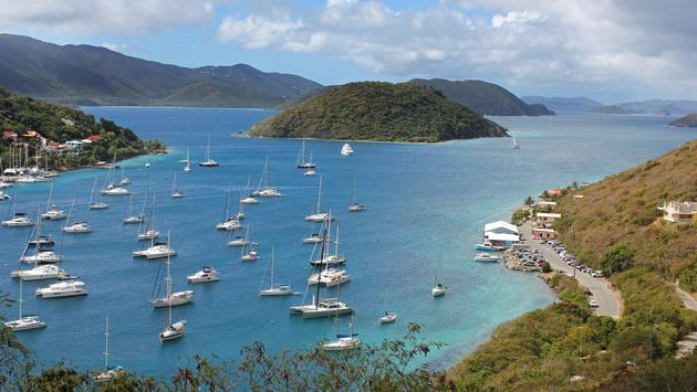 British Virgin Islands with TourRadar