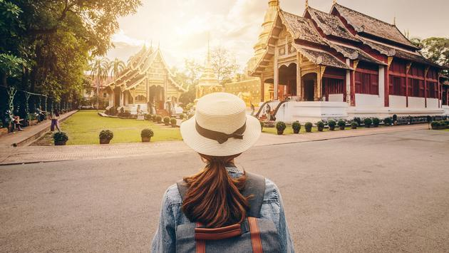 Solo traveler in Chiang Mai