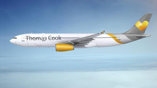Thomas Cook Airbus A330-200