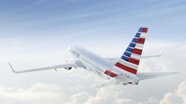American Airline plane