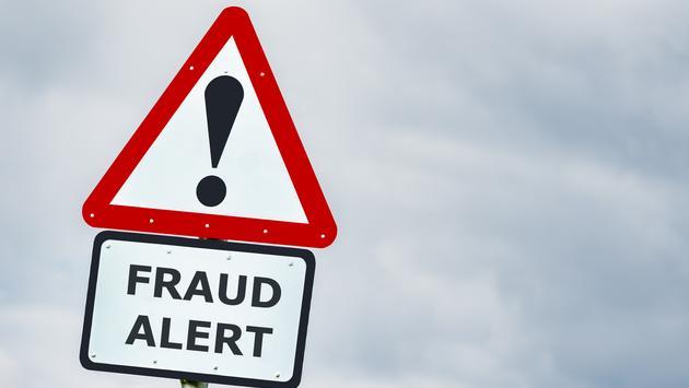 Travel scam, fraud alert
