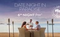 Date Night in Paradise: 6th Night Free