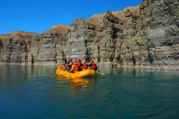 Quark Expeditions Takes to the Shores of the Arctic