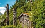 GLACIERS & TOTEMS: Includes $500 Book Now Savings!