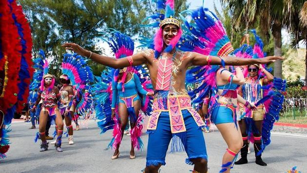 Cette année marque le 50e anniversaire du Carnaval de Saint-Martin
