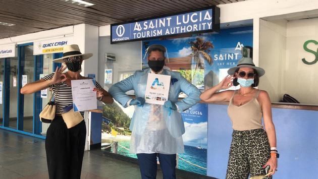 Saint Lucia Tourism Board