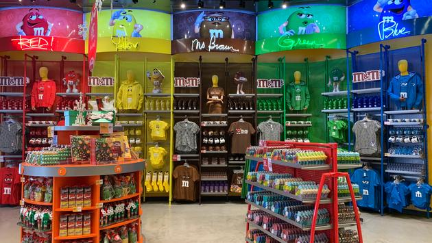 M&M's World, Las Vegas