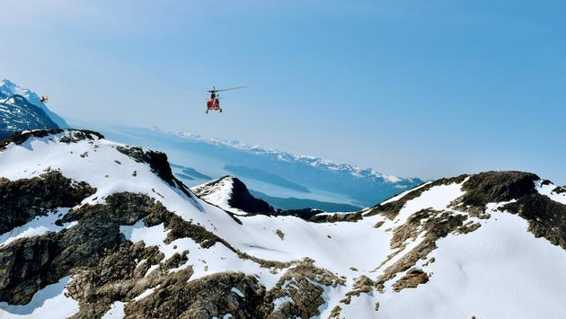 Glacier Discovery by Helicopter Excursion from Disney Wonder in Skagway, Alaska