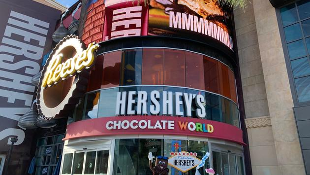 Hershey's Chocolate World, Las Vegas