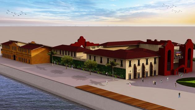 Puerto Vallarta Hacienda Cruise Terminal