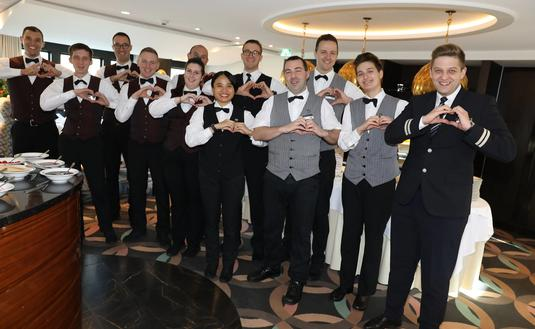 AmaWaterways employees