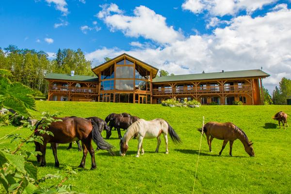 Inside Look: Bear Claw Lodge in Northern British Columbia