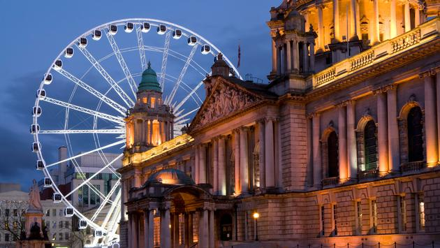 Belfast City Hall, Ferris Wheel