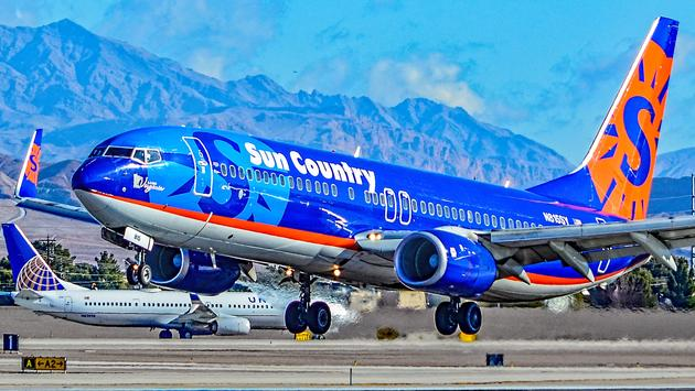 Sun Country Airlines Going From Private To Public