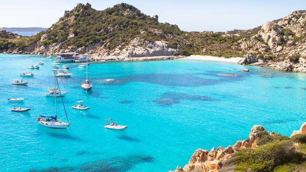 Italy, Sardinia, sea, isle, island, beach