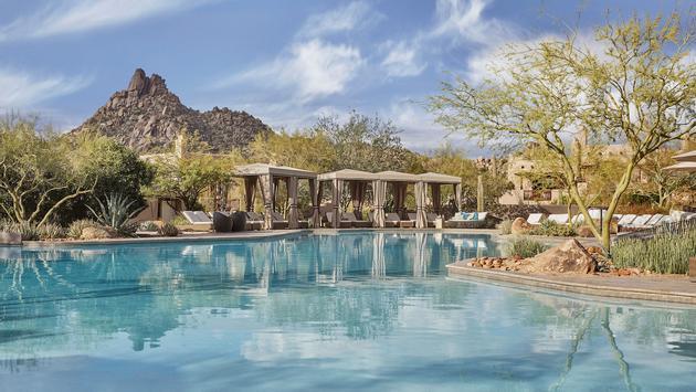 Four Seasons Resort Scottsdale, pool