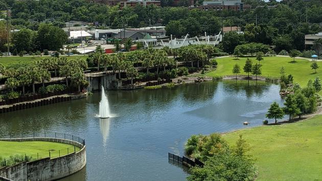 Cascades Park Tallahassee, FL