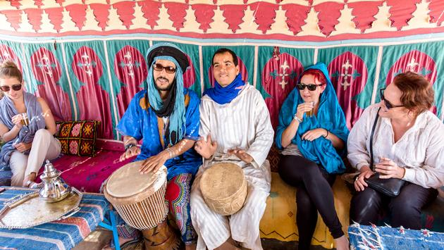 Intrepid Travel in Morocco