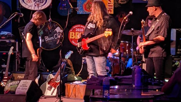 Bradfordville Blues Club in Tallahassee, FL
