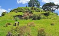 Hobbiton in Matamata, New Zealand
