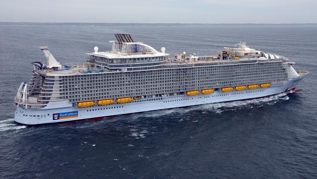 Royal Caribbean Symphony of the Seas
