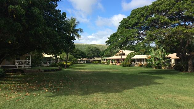 Waimea Plantation Cottages in Hawaii