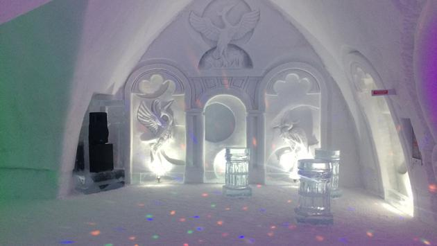 What's It Really Like to Stay in an Ice Hotel?