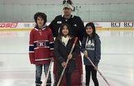 Carey Price With British Columbia Kids