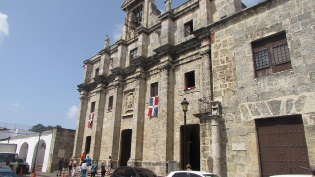Calle Das Damas in Santo Domingo Dominican Republic