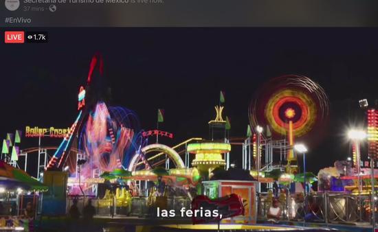 Las ferias son atractivos adicionales de los Pueblos Mágicos. (Foto de Sectur)
