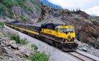Alaska Railroad passenger service on the move