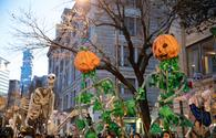 Halloween Parade in New York City