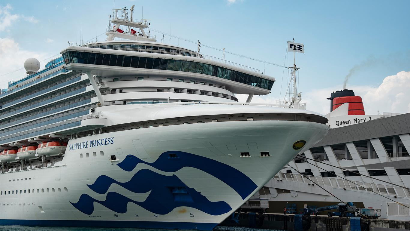 Princess Cancels 22 Voyages Due to Coronavirus Scare