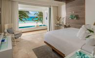 $1,000 Instant Credit: Beachfront One Bedroom Skypool Butler Suite w/ Balcony Tranquility Soaking Tub