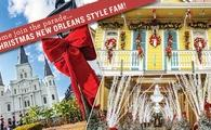 FAM TRIP: CHRISTMAS! New Orleans Style