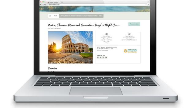Vacation Packages screenshot
