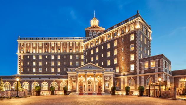 The Cavalier Hotel In Virginia Beach
