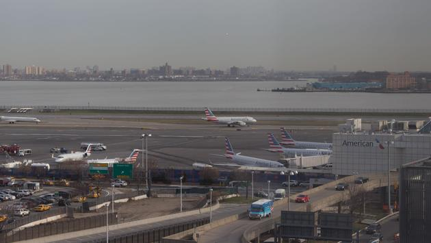 ATC Staff Shortage Prompts Delays at LaGuardia, Northeast