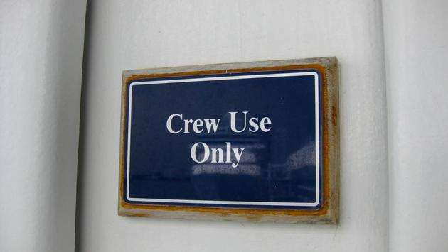Crew Use Only