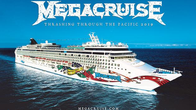 MEGACRUISE hosted by MEGADETH
