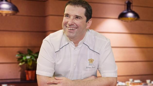 Chef Jérôme Ferrer