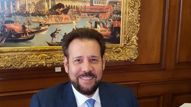Steve Perillo, CEO of Perillo Tours