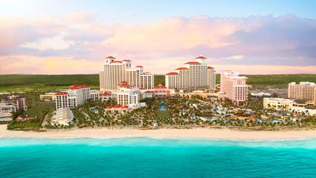 Book 2 Nights at Any Baha Mar Hotel, Get the 3rd Night Free
