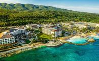 Aerial view of Hyatt Zilaria, Rose Hall, Jamaica