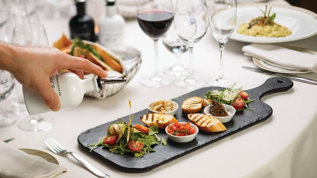 Silversea, culinary