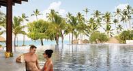 Hilton All Inclusive Swim Up Pool