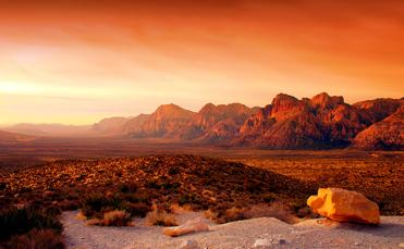 Red Rock Canyon near Las Vegas, Nevada