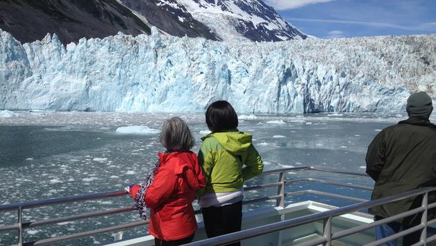 Glacier Cruise, Prince William Sound, Alaska