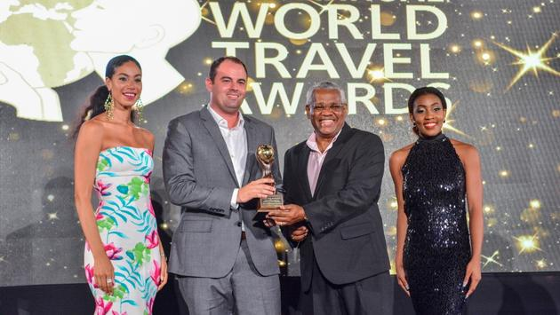 Island Routes Caribbean Adventures Wins Award