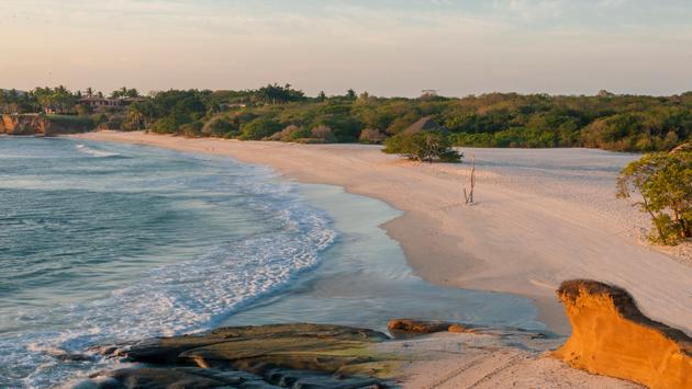 The future location of Auberge's new Punta Mita resort, Susurros del Corazon